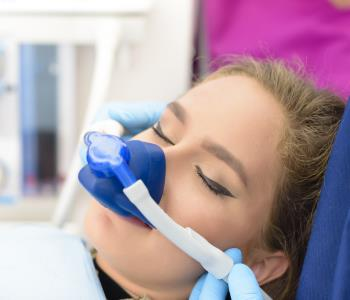 Richmond dentist helps patients ease anxiety with dental sedation