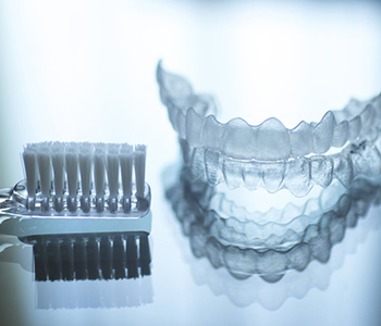 Help through the clear braces process with your Richmond dentist