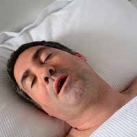 Sleep apnea describes interruption in breathing during sleep. Central sleep apnea is the result of faulty signals from the brain that trigger muscles to perform breathing processes.