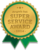 Dentist Richmond - Angieslist Super Service Award