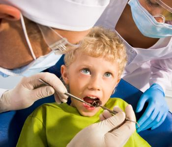 Dental Care for Children Richmond VA - Healthy Smiles