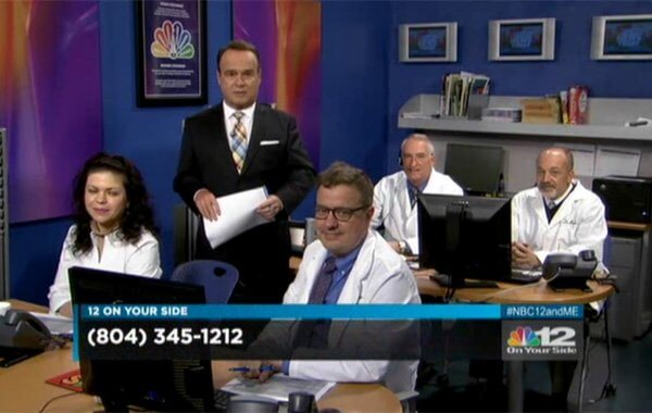 Dr. Hart on NBC