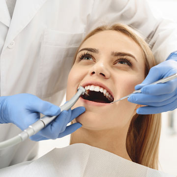 Teeth cleaning dentist Richmond, VA